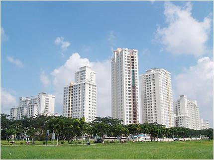 Cần cho thuê căn hộ Riverside Residence PMH quận 7, 750USD/ th