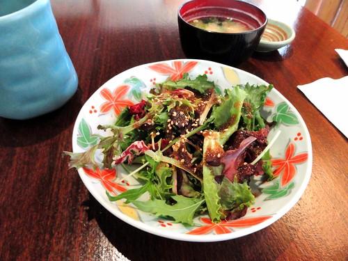 Kiriko salad