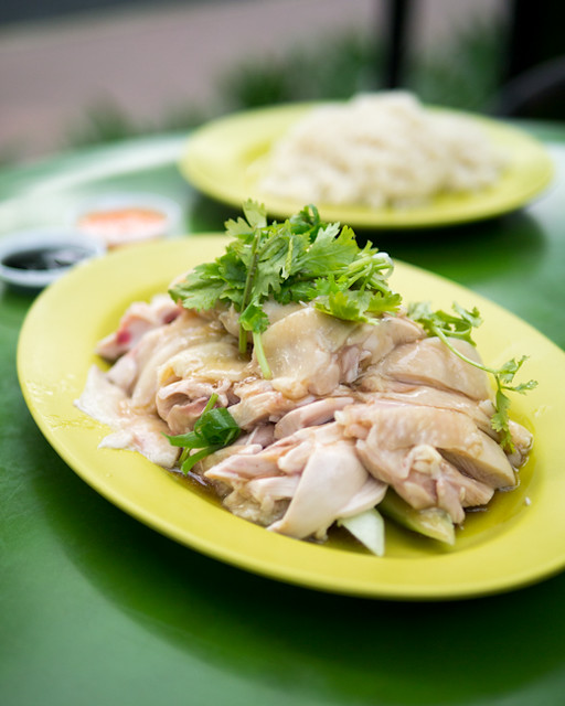 Tian Tian's Chicken Rice