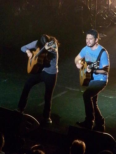 Mon, 04/23/2012 - 9:26pm - Rodrigo y Gabriela with C.U.B.A. at the Orpheum, Boston, 4-23-2012