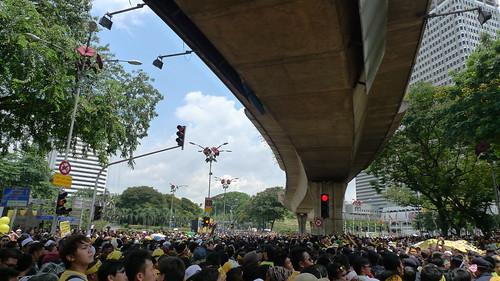 Bersih 3.0 at Jalan Parlimen