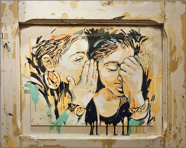Alice Pasquini - 999 Gallery - Rome