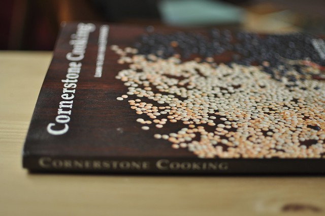 Cornerstone Cooking: Cover