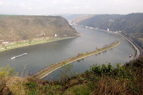 Loreley Rhine valley
