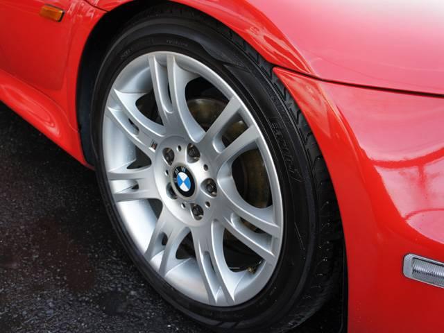 1999 BMW Z3 Coupe | Hellrot Red | Walnut