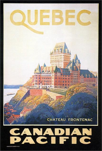 Will Hollingsworth. Quebec. 1924