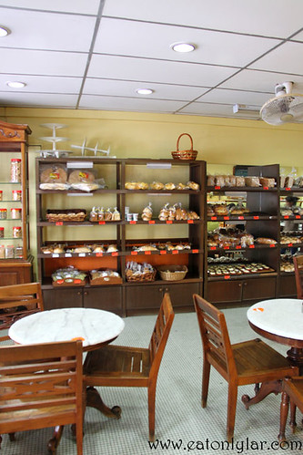 Interior, Bakery Joy
