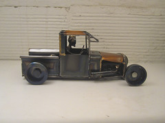 Ford Truck Sculpture