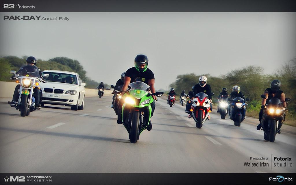 Fotorix Waleed - 23rd March 2012 BikerBoyz Gathering on M2 Motorway with Protocol - 7017507085 80e484a1b4 b