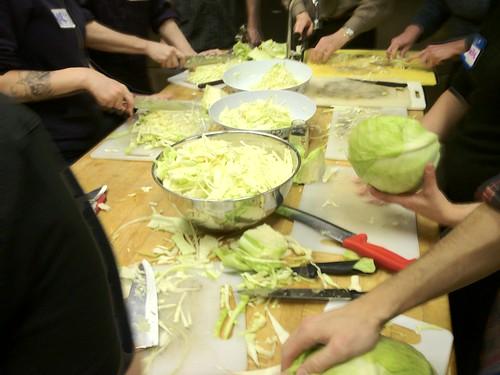 West End Food Co-op Fermentation Workshop