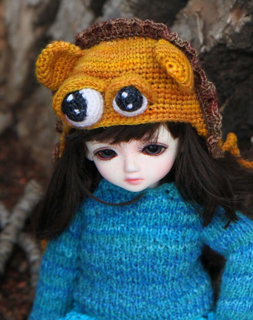 tiera lion hat 3