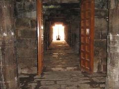 Nandi inside Darasuram Airavateswarar Temple