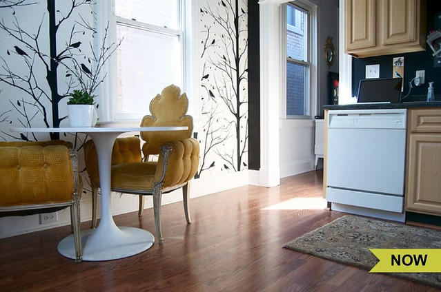 Dealing with Honey Oak Cabinets – Go Haus Go – A DIY and ...