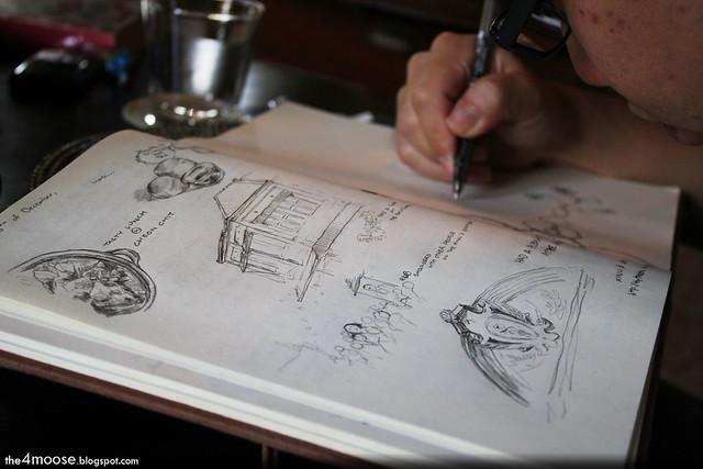 The Asadang - Guestbook
