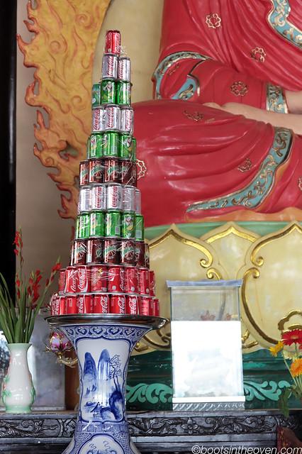 Soda offering