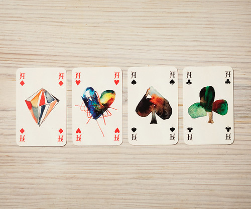 Watercolor-Playing-Cards-Design-2