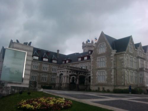 El Palacio de la Magdalena by simonharrisbcn