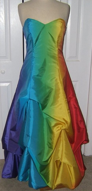 rainbowpromdress