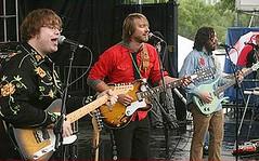 美國多個搖滾樂團響應國家廣場上的地球日音樂會(地球日網絡提供)