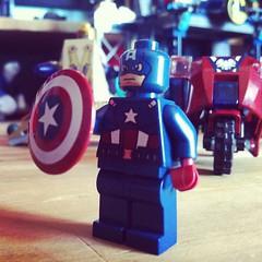 superhero, captain america, toy,