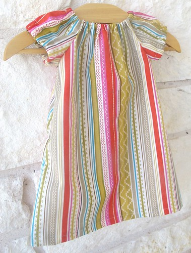 infant peasant dress #2