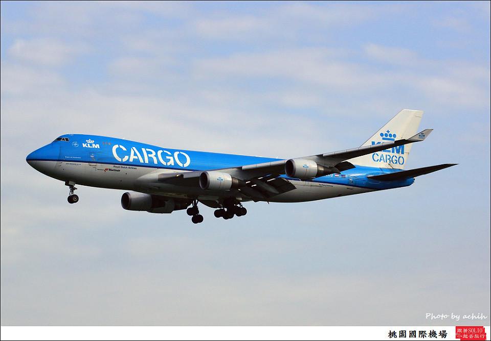 荷蘭航空PH-CKD貨機001