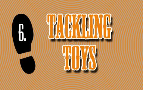Step 6 | Tackling Toys