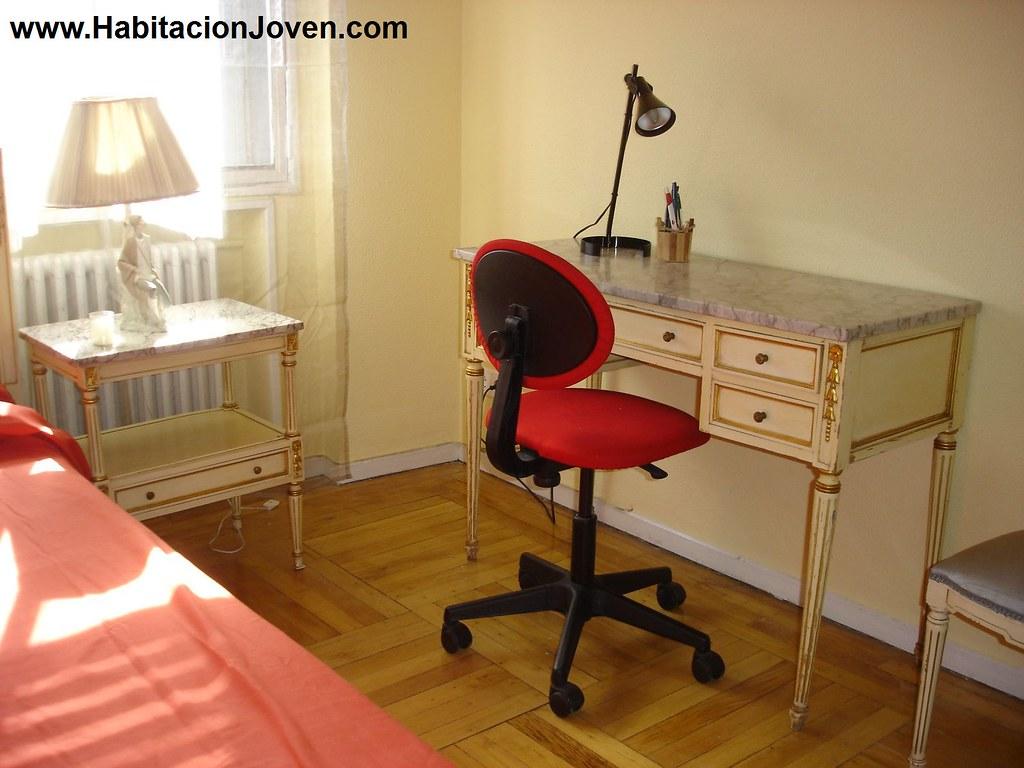 Alquiler habitaci n madrid universidad complutense vallehermoso guzm n el bueno n 106 - Alquiler habitacion donosti ...