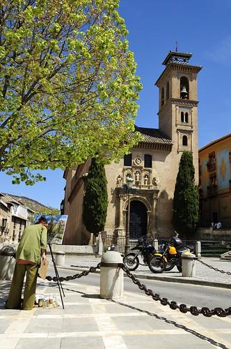 Santa Ana y San Gil