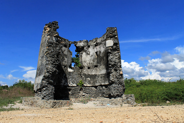 Spanish Watchtower Ruins