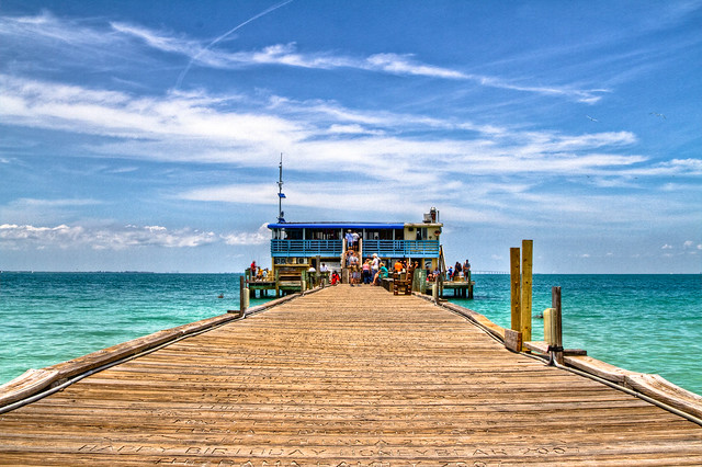 anna maria island fishing pier flickr photo sharing