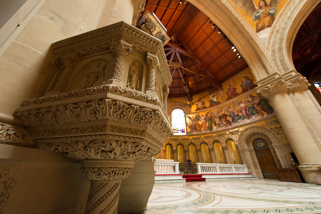 The Stanford Memorial Church - First Impressions of the Nikon D800