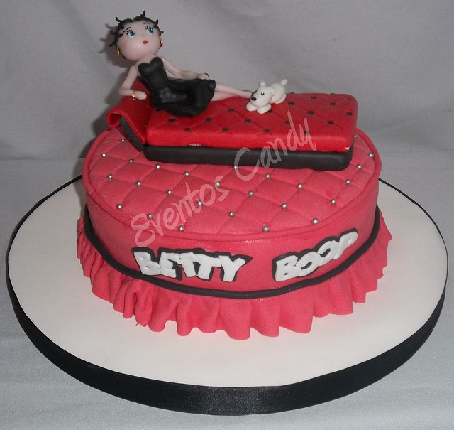 Torta Betty Boop | Flickr - Photo Sharing!