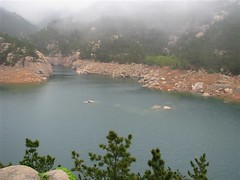 青岛崂山大河东水库。