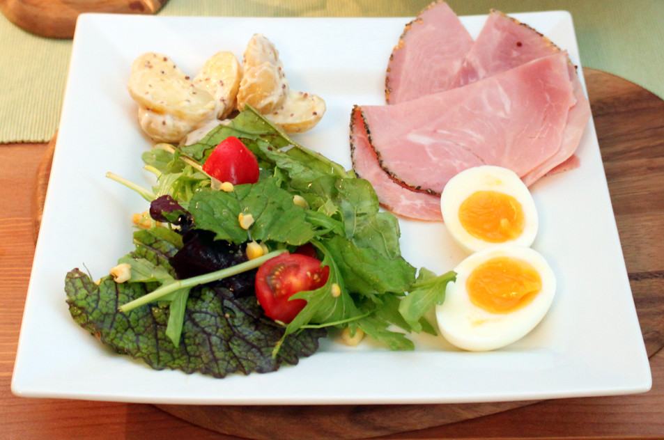 Ham Country Salad