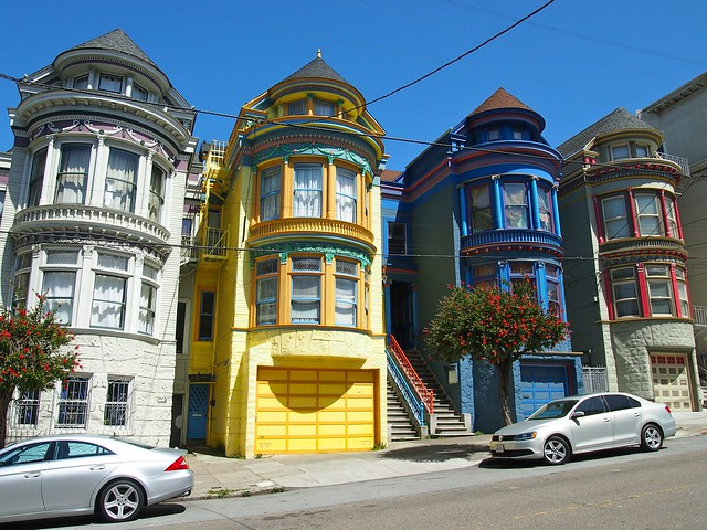 Upper Haight, San Francisco
