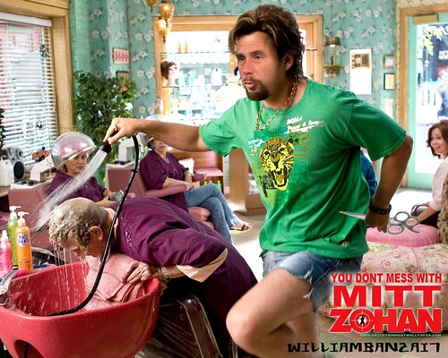 MITT ZOHAN by Colonel Flick