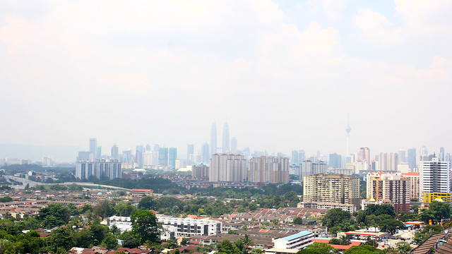 I Want A View Like This! - Kuala Lumpur From 1 Sentul