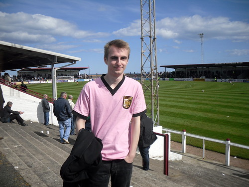 Sunny Day at Gayfield