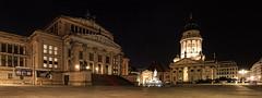 Berlin - Konzerthaus mit Französischen Dom
