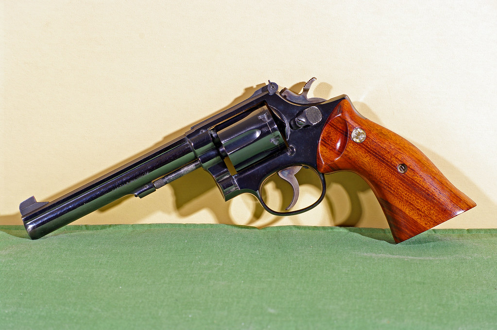 Smith&Wesson Model 14