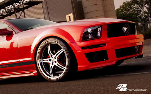 FORD MUSTANG GT BODY KITS