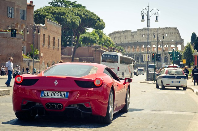 Ferrari & Coliseum