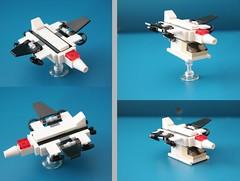 'Pelican' HoverLift Transport by Multihawk