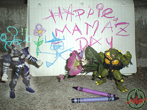 "05132012 :: ""HAPPIE MAMA'Z DAY"""