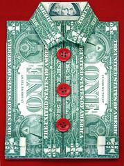 Banknote shirt