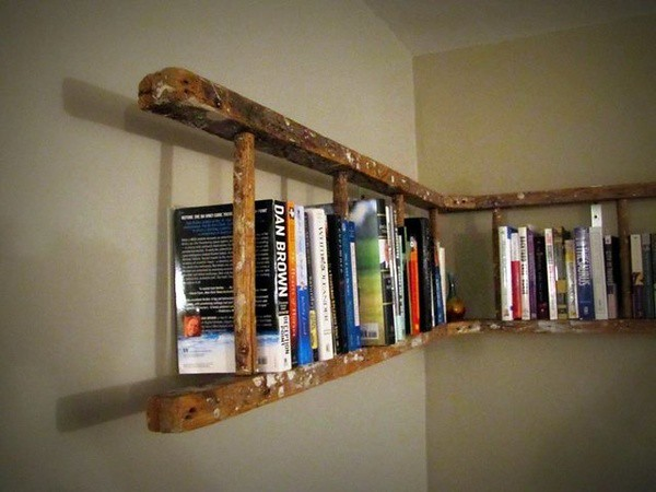 DIY Bookshelves A Pair  A Spare - Diy bookshelves