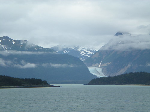 Ferrying into Juneau, AK
