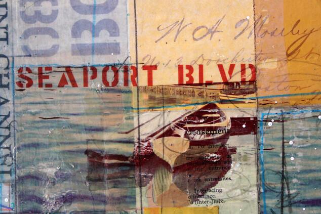 Fort Point Portrait No. 1 closeup