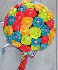 Whimsical Cupcake Bouquet